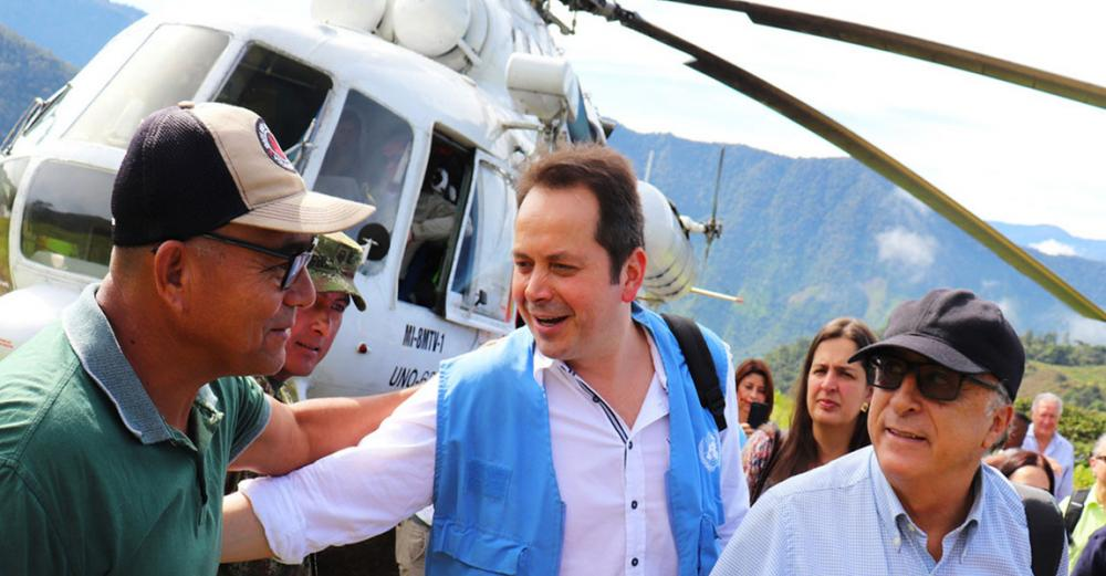 Colombia: Security Council hears of 'epidemic of violence' against civil society and ex-combatants