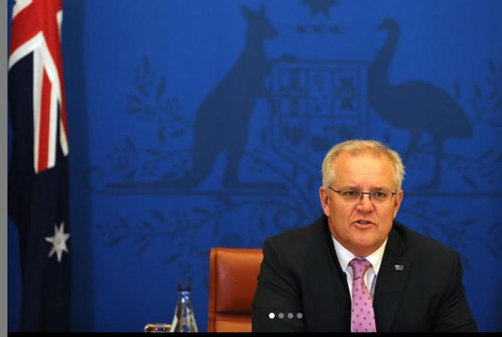 Conflict with China: Australian PM Scott Morrison says he will not compromise his country