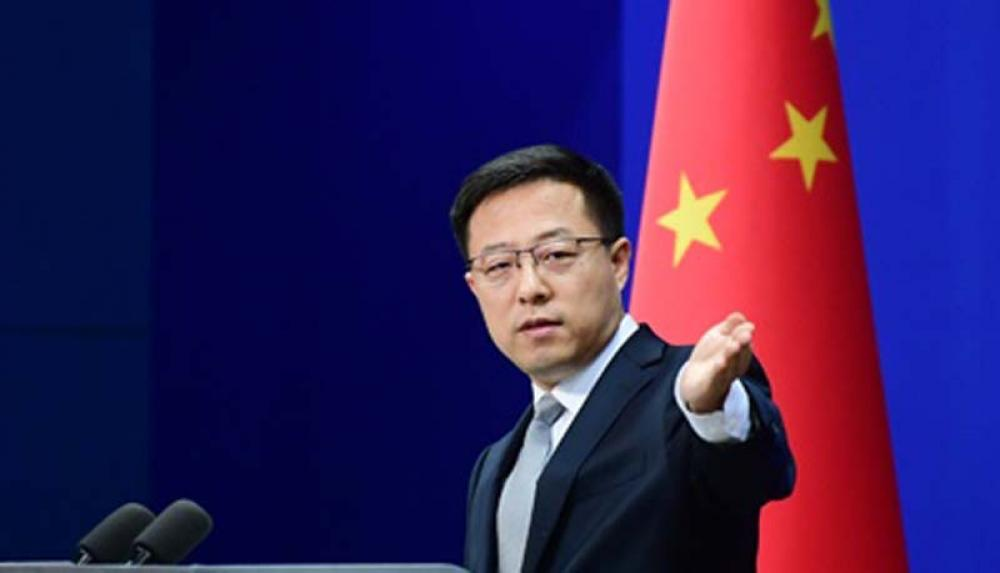 China will continue to work with India to enhance political mutual trust, manage differences:  Zhao Lijian