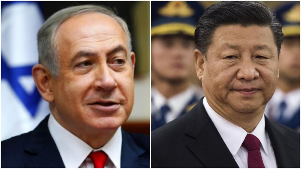 China growing its relationship with Israel,  plans to invest in tech companies: Report