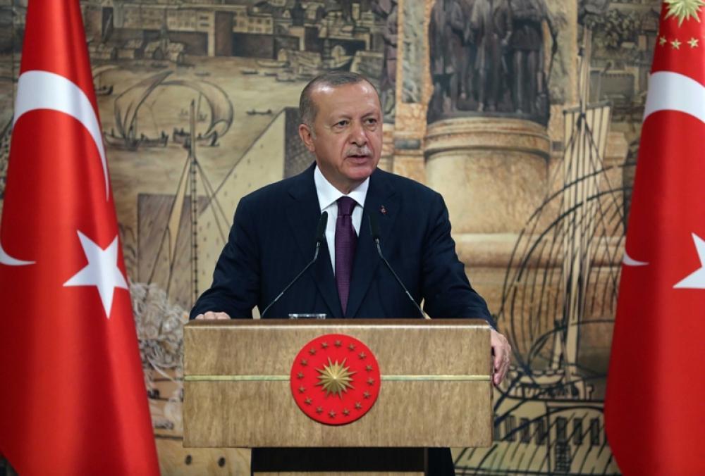 Recep Erdogan says Turkey not sending Syrian militants to Karabakh
