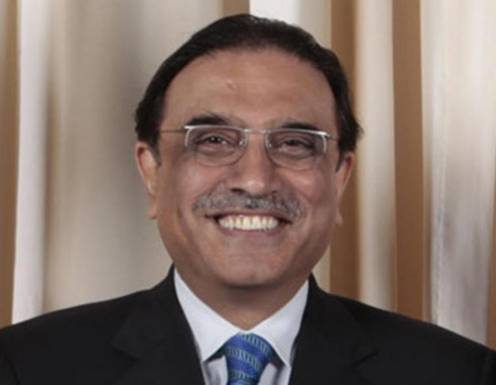 Pakistan: Anti-graft body issues arrest warrant against ex-President Asif Ali Zardari