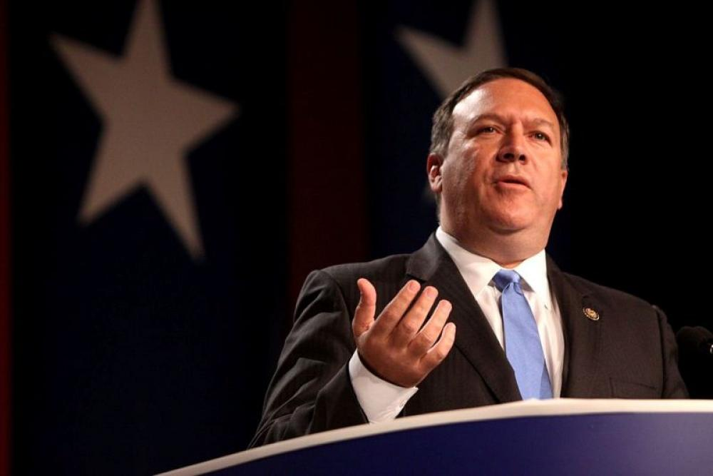 Risk from Chinese Communist Party is real: Mike Pompeo