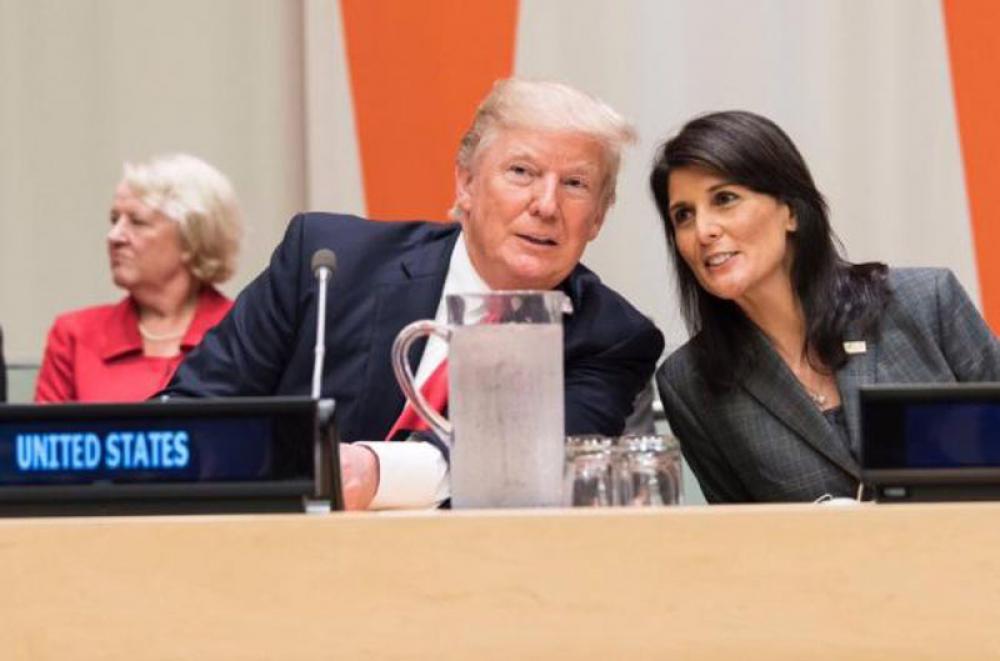US: Nikki Haley targets Pakistan over