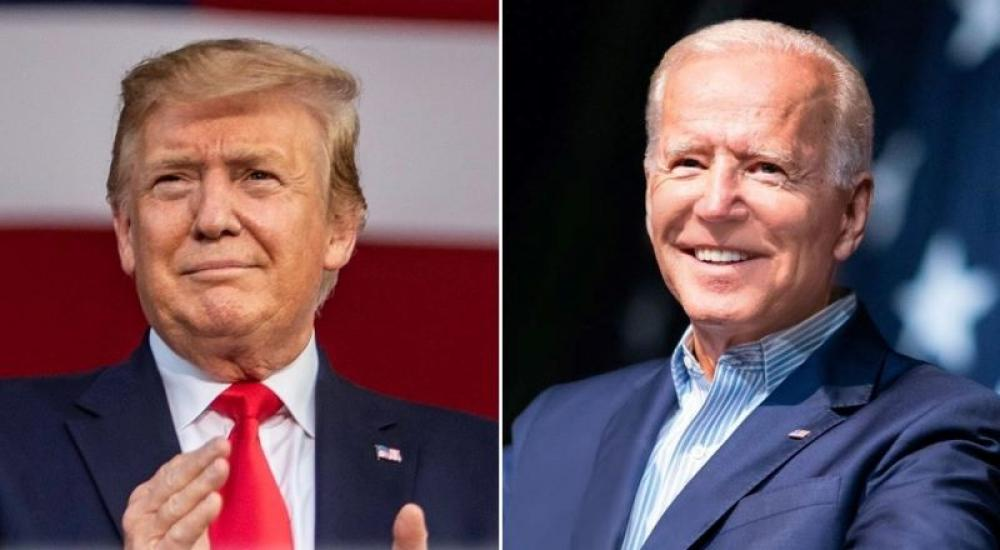 Donald Trump says will leave White House if Electoral College votes for Biden
