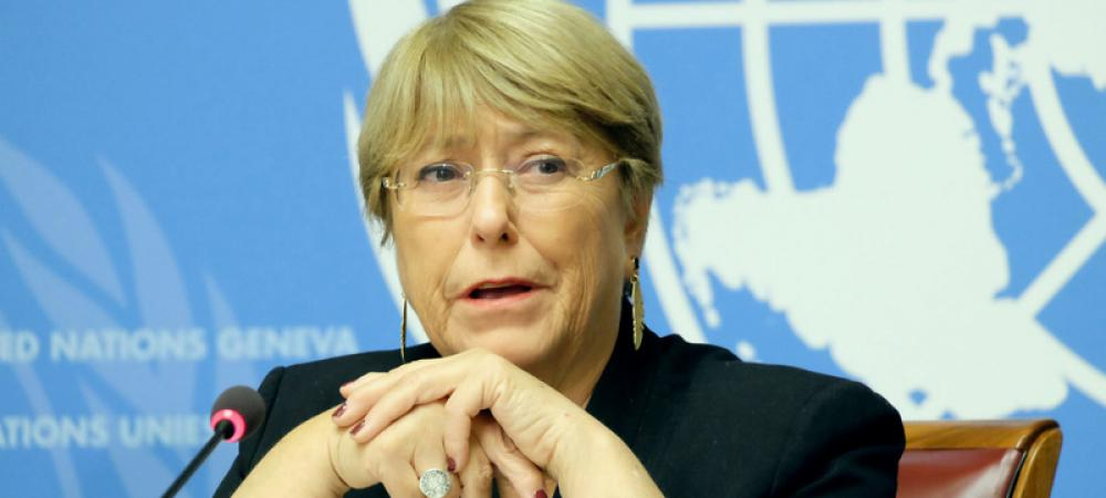 UN human rights chief 'appalled' at Iran execution, questions trial process and verdict