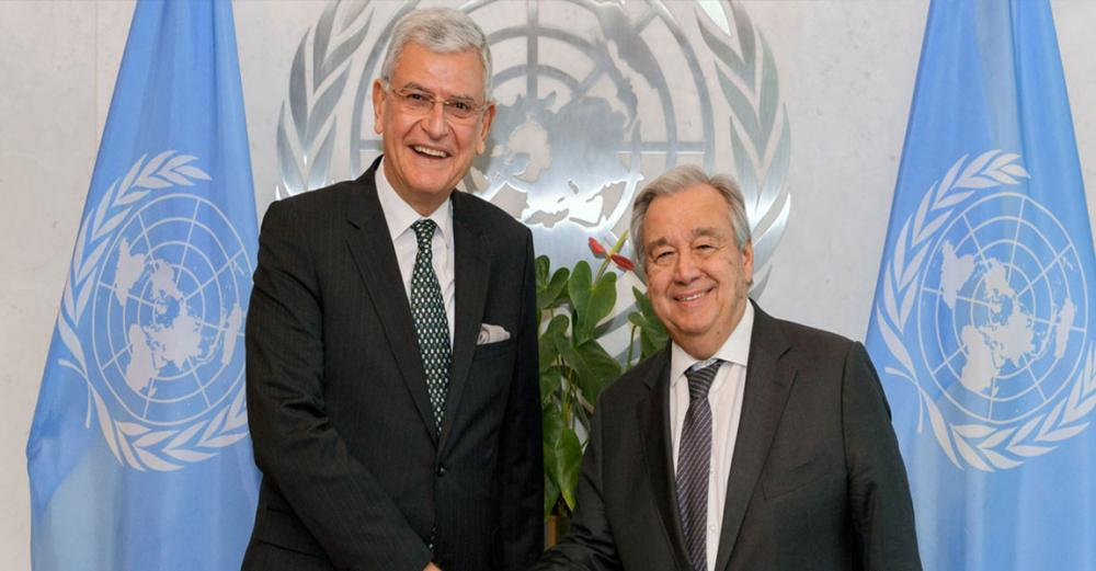 COVID-19 shows crucial role of the UN, says next General Assembly President