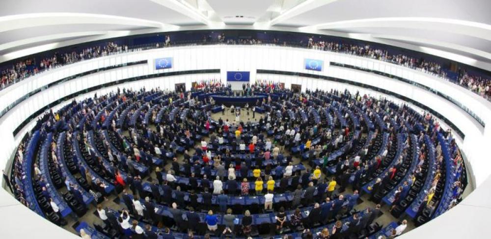 European Parliament political group calls for China sanctions