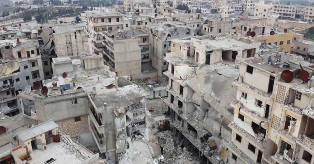 COVID-19 crisis 'unlike any we have dealt with', as new tragedy looms for Syria