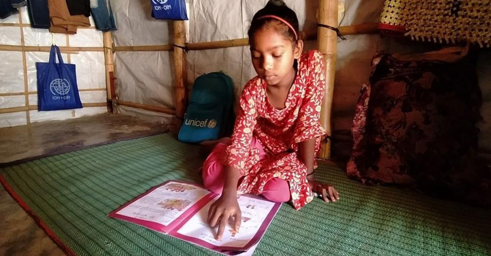 Beat back 'catastrophic effects' of COVID-19 on refugee education, urges UNHCR