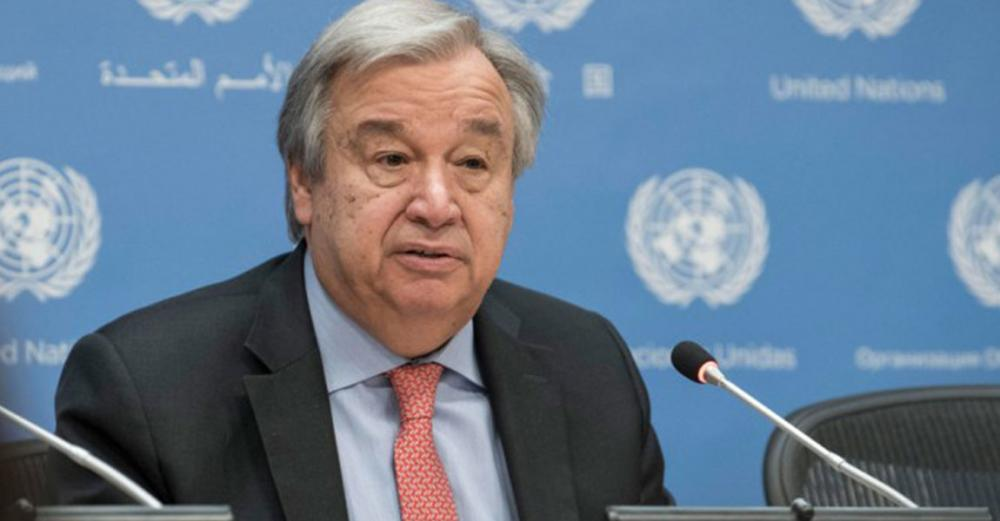 UN chief condemns continuing escalation of violence in Nagorno-Karabakh
