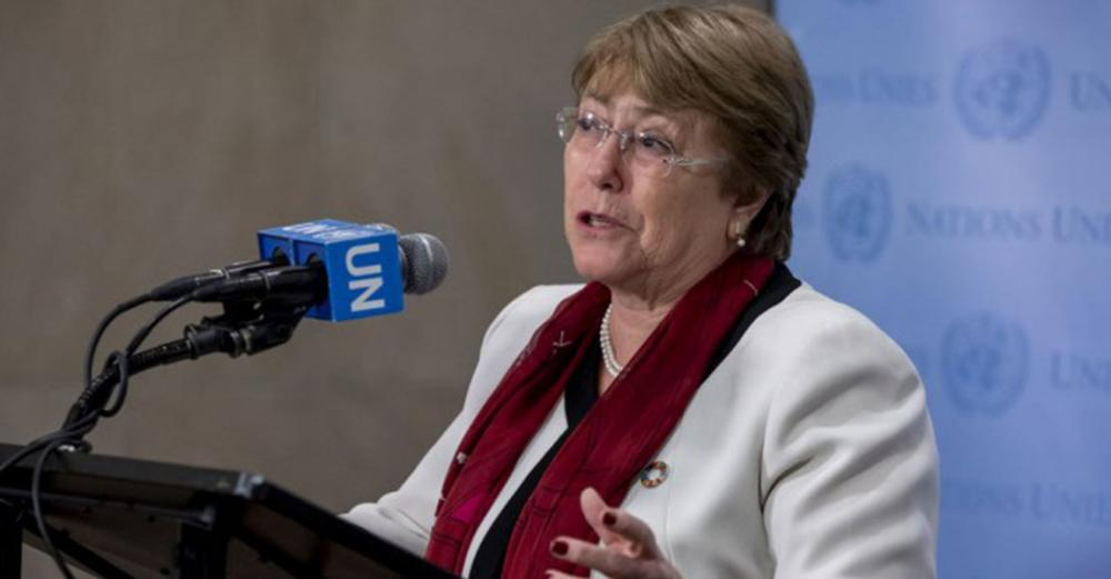 UN rights chief warns of possible war crimes in Nagorno-Karabakh conflict