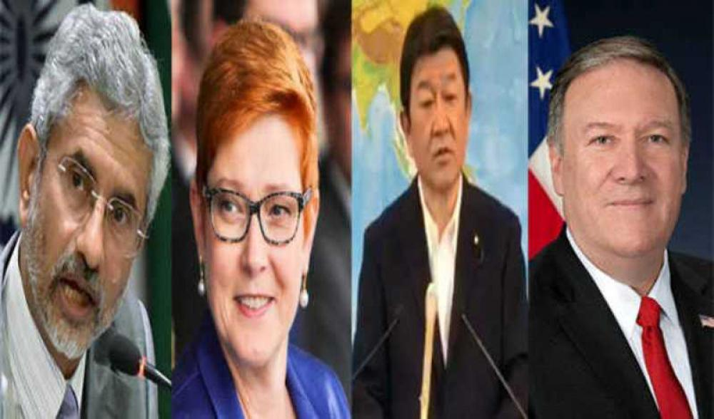 Quad nations to focus on ways to thwart China