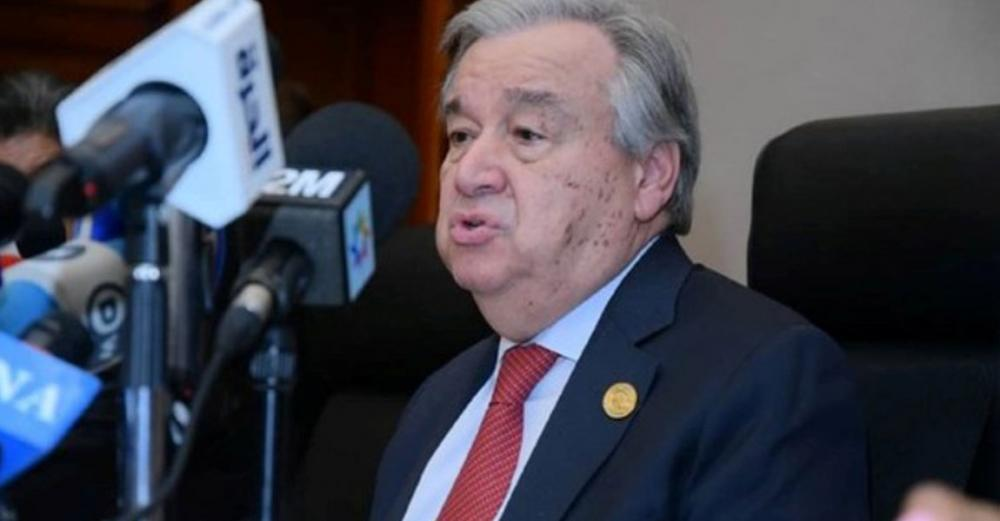 African Union Summit: Guterres hails 'shared values, mutual respect and common interests' of UN partnership