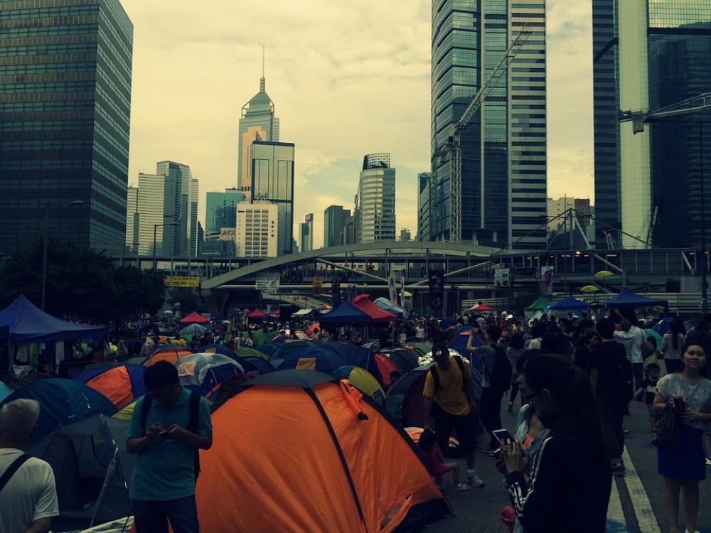 China passes Hong Kong Security Law