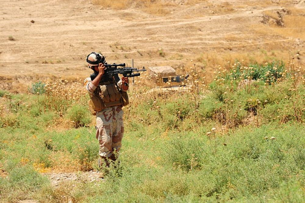 U.S.-led coalition hands over military base near Baghdad to Iraqi forces