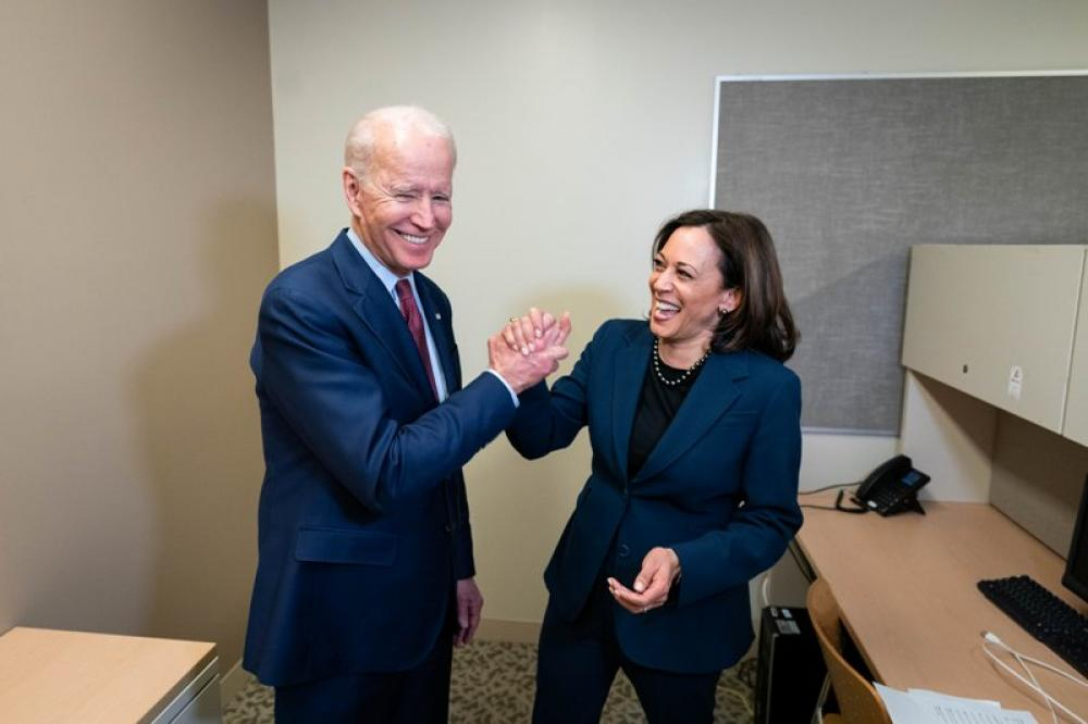 Joe Biden picks US Senator Kamala Harris as Vice Presidential candidate