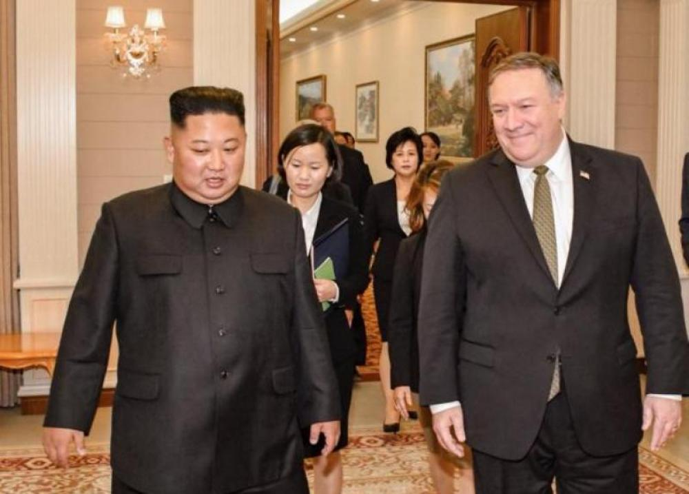 Kim reneging on promise to halt nuclear tests to be 'deeply disappointing': Pompeo