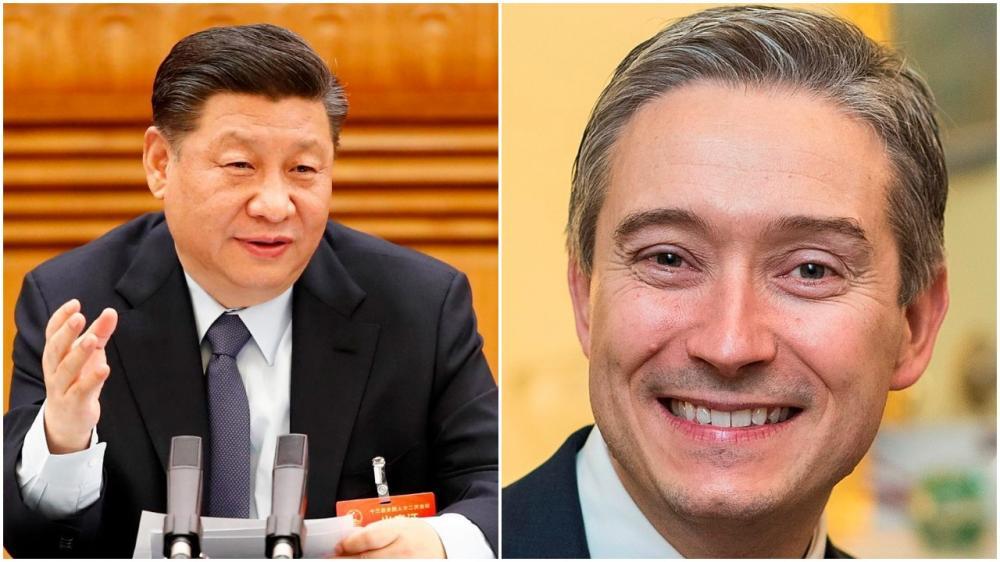Canada expresses concern over Beijing