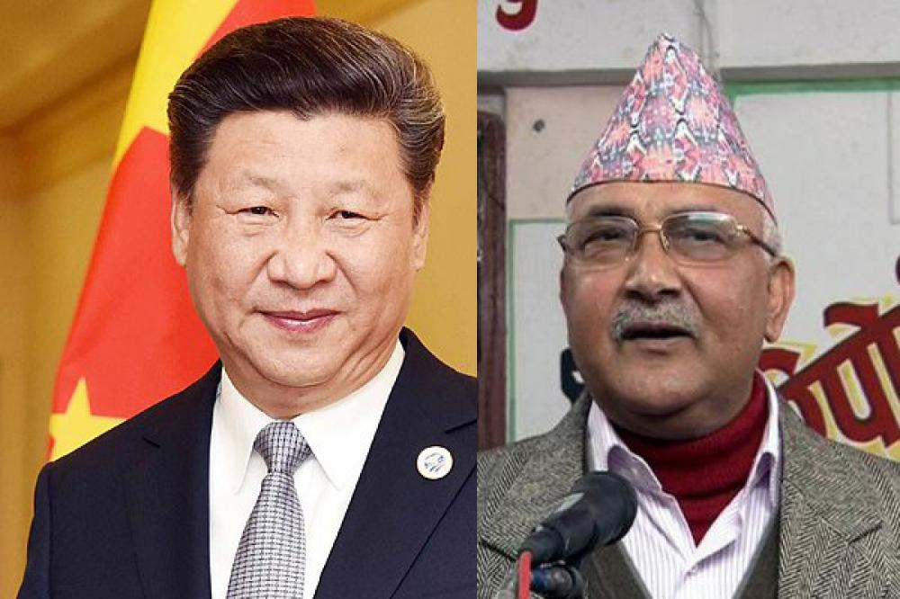 China constructs nine buildings on Nepali territory