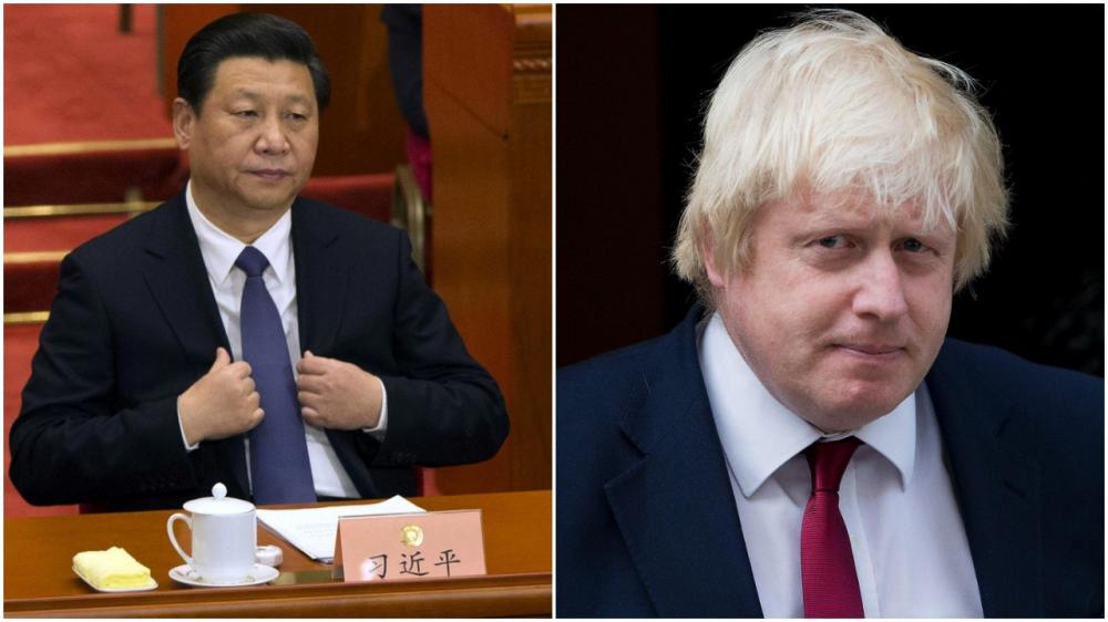 COVID-19: Britain may take harder stance against China