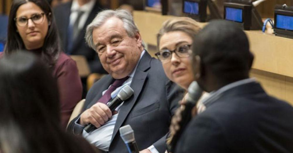 2020's 'wind of madness' indicates growing instability: UN chief