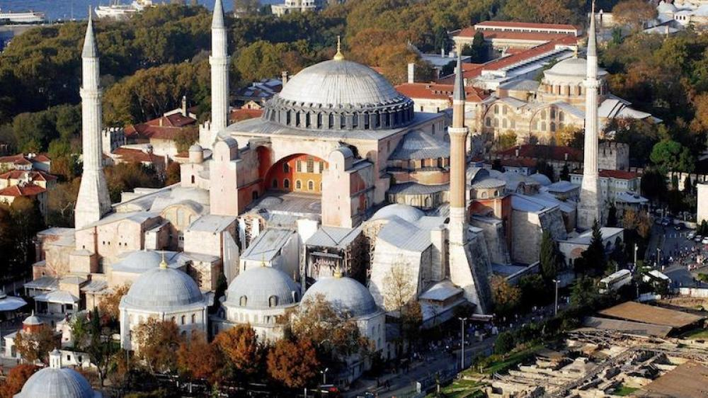 As Erdogan reconverts UNESCO heritage Hagia Sophia into mosque, many mourn Turkey
