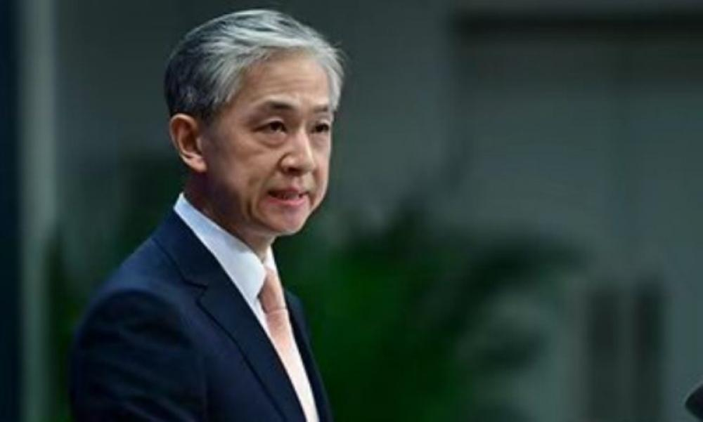 China asks US to stop boosting relationship with Taiwan