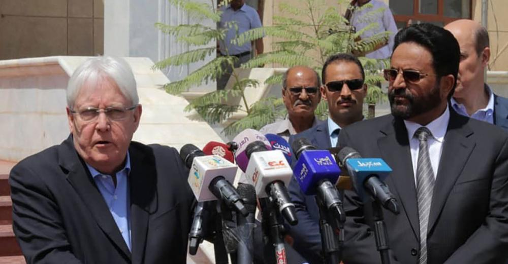 Yemen: UN envoy calls for