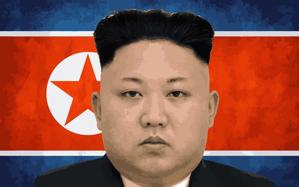 Kim Jong Un says US Is N.Korea