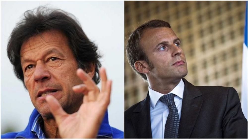 Relation between France and Pakistan has touched historic low: French President