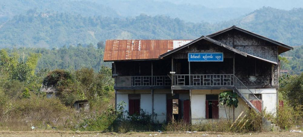 Scores of schools 'reportedly occupied' by security forces in Myanmar, as Guterres condemns continuing brutality