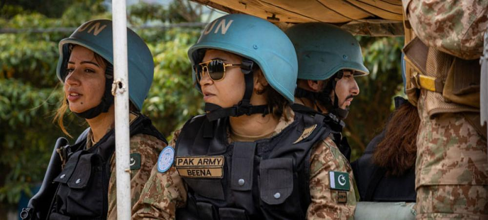 Action for Peacekeeping: Progress made, but the work's 'far from done'