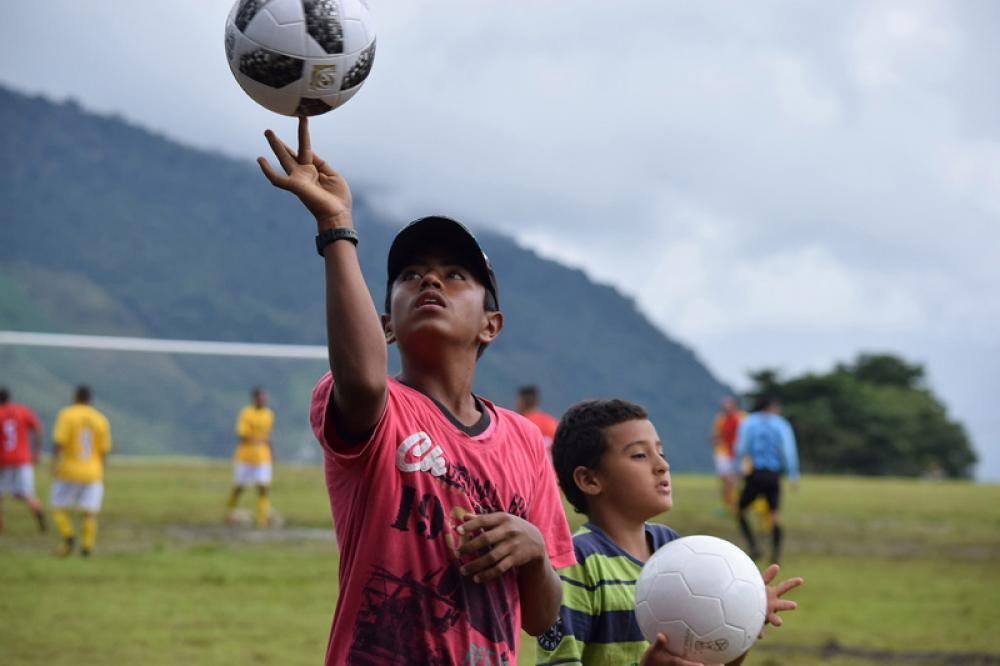 Guterres highlights power of sport for inclusive, sustainable future