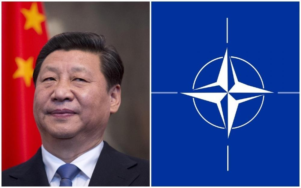 """China targets NATO leaders over """"systemic challenges"""" comment"""