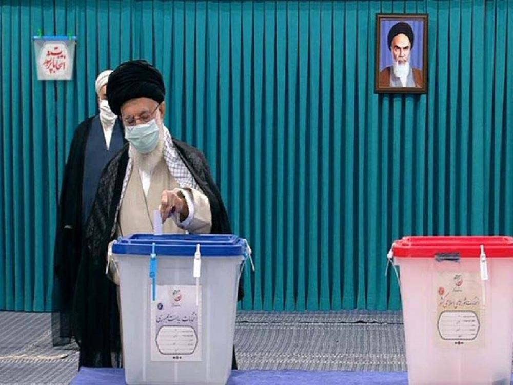 Iranians vote in a controversial presidential election with a decided outcome : Report