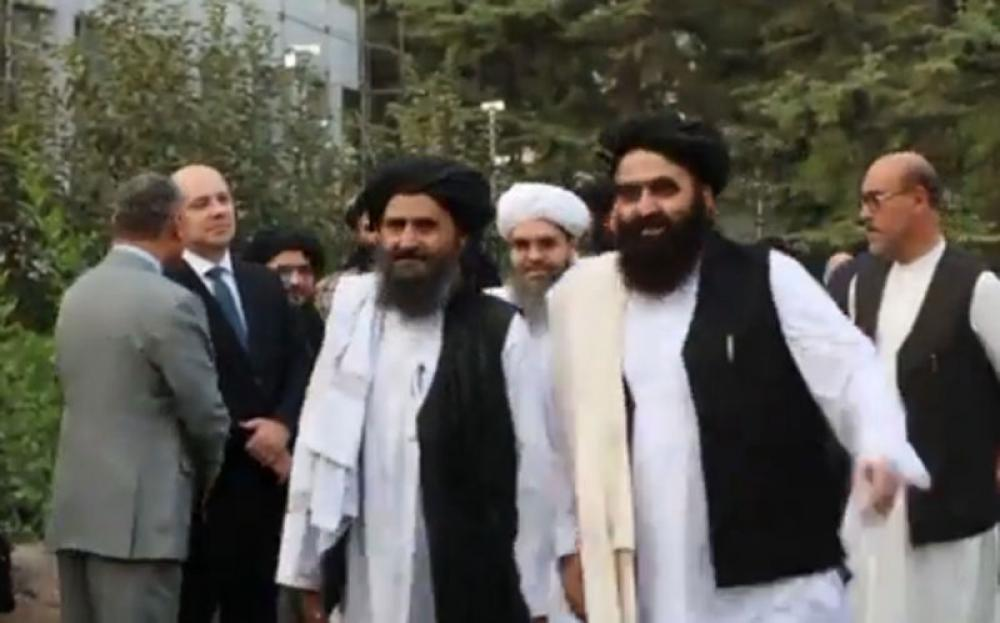 Afghanistan Crisis: US, Taliban representatives hold first talks since withdrawal