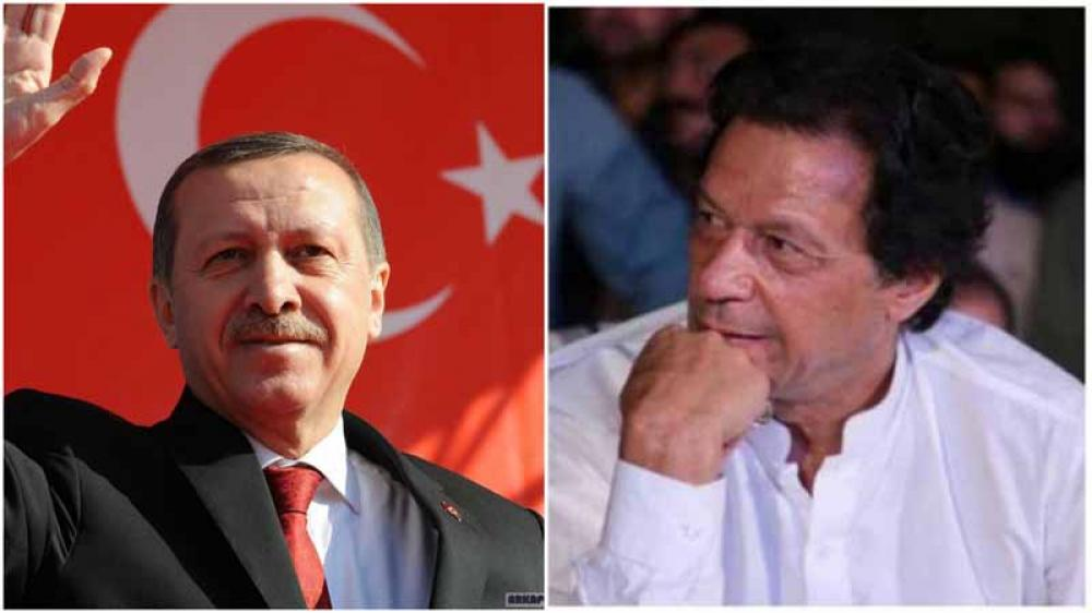 Experts believe the growing nexus between Turkey and Pakistan is a terror threat for Greece-India