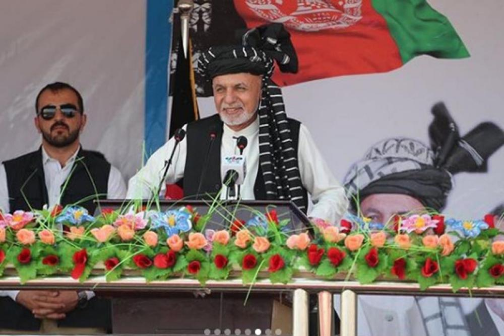 Taliban group should sever ties with Pakistan: Ashraf Ghani