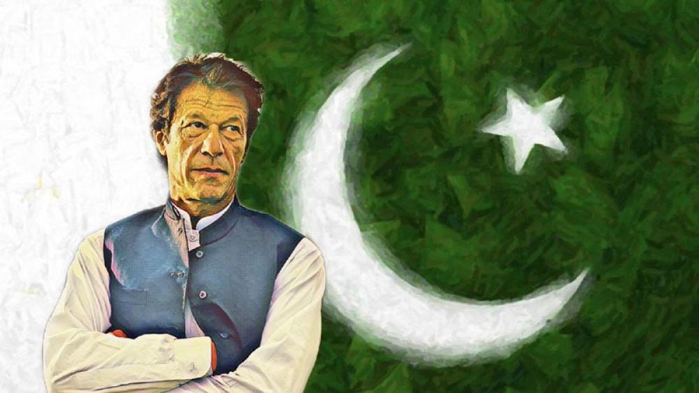 Pakistan PM Imran Khan wins trust vote