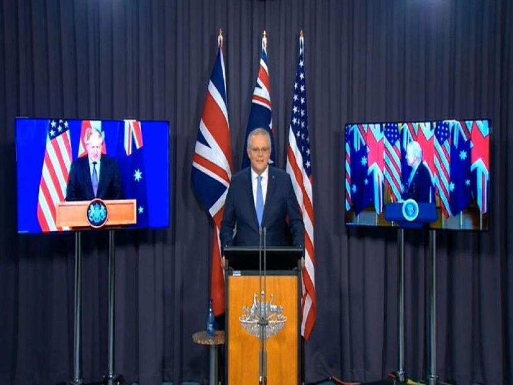 Australia dismisses China