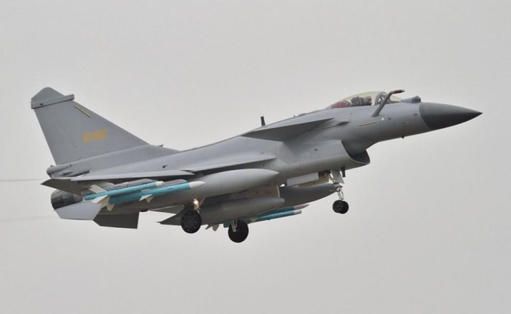 China sends 28 military planes to Taiwan in biggest daily incursion so far