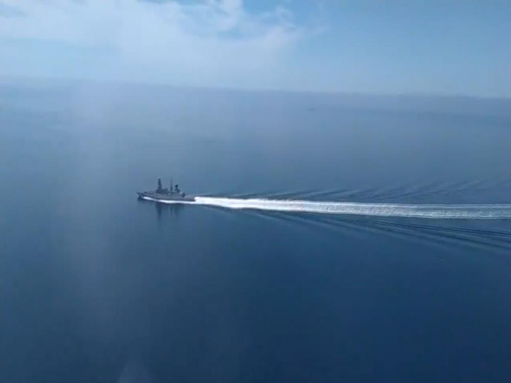 Russia may bomb UK warships next time they trespass – Envoy