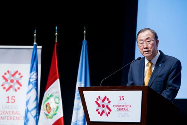 UN seeks sustainable industrial development