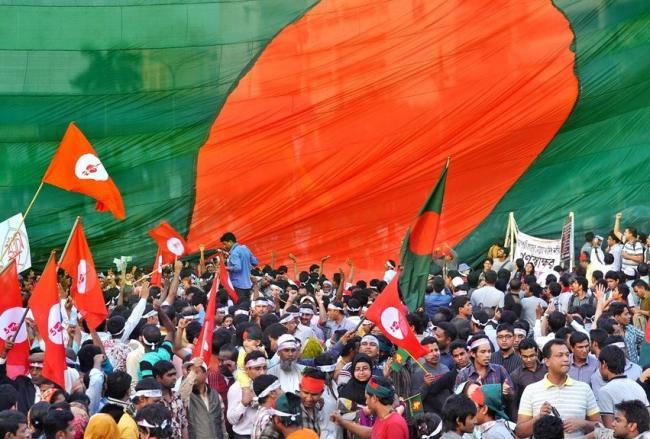 Bangladesh spotlights country's development progress