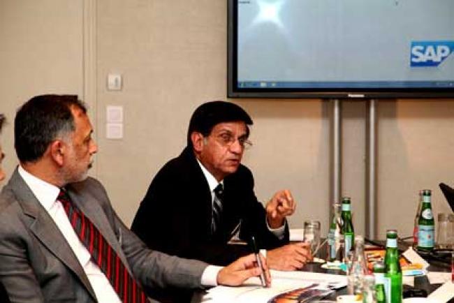Pradeep Kashyap to address Calcutta Business School