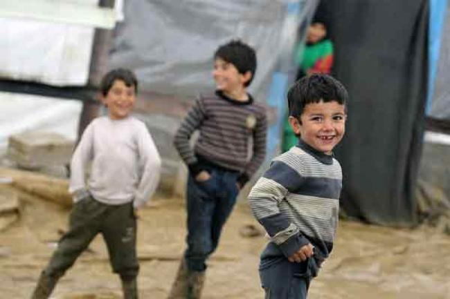 UN agency smartphone app now raising funds for Syrian refugee children in Lebanon