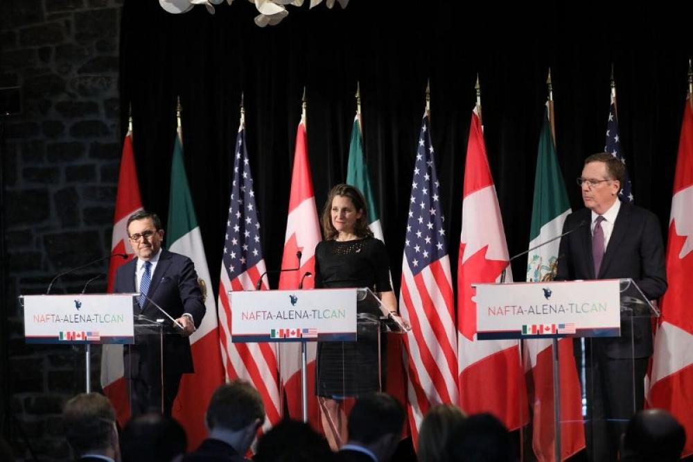 Canada: Sixth round of NAFTA talks ended with a 'progress'