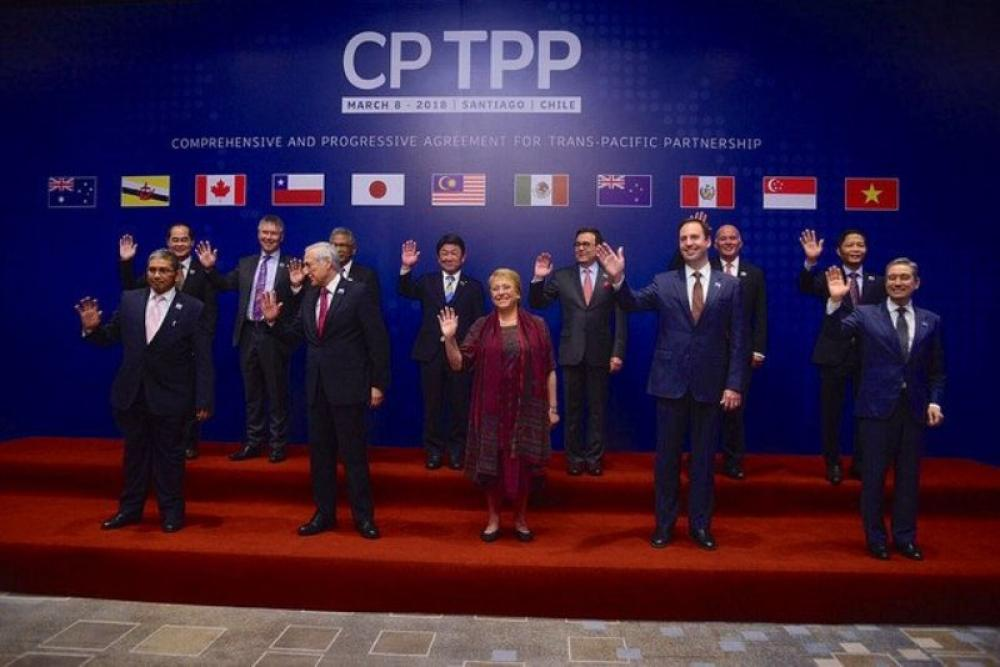 TPP: Sans US, Canada, Singapore move along with CPTPP