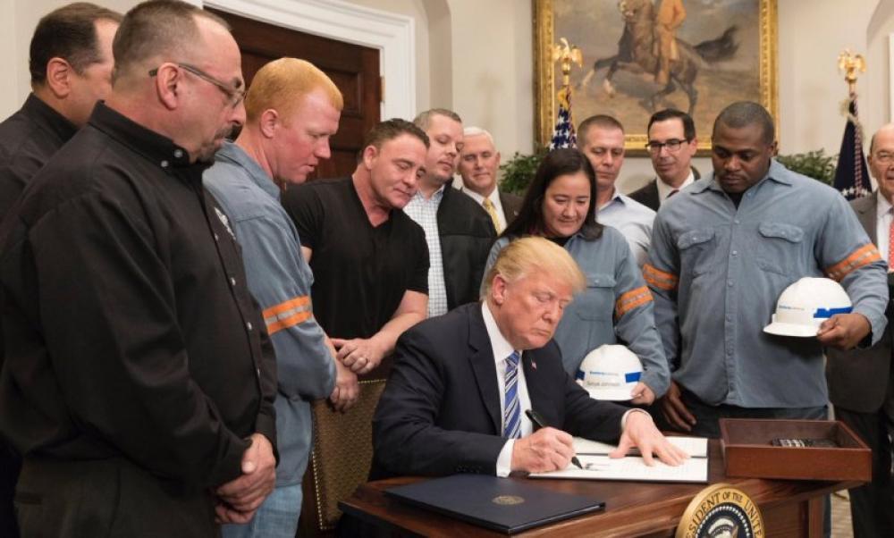 France, UK, Canada rap Trump, say US trade tariffs absurd, illegal